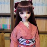 桜花ちゃんの新しい着物